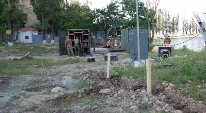 США будують для ЗСУ командний центр на Миколаївщині: опубліковані фото (1)