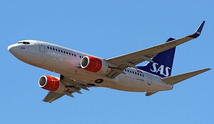 В самолете Лондон-Стокгольм ищут взрывчатку