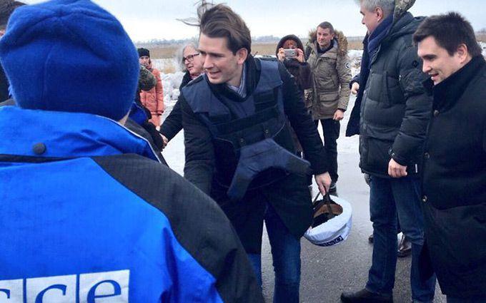 Председатель ОБСЕ через несколько недель вновь прибудет свизитом встолицу Украины,— Климкин