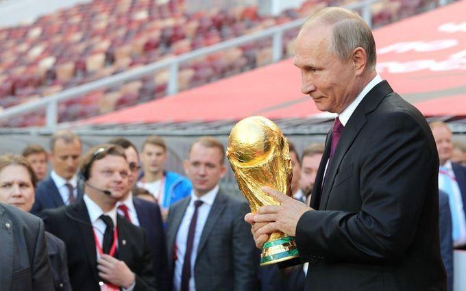 Путін обурив росіян відеозверненням до гостей ЧС-2018: опубліковано відео