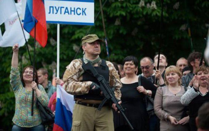 Боротьбу за владу у бойовиків ЛНР висміяли дотепним анекдотом