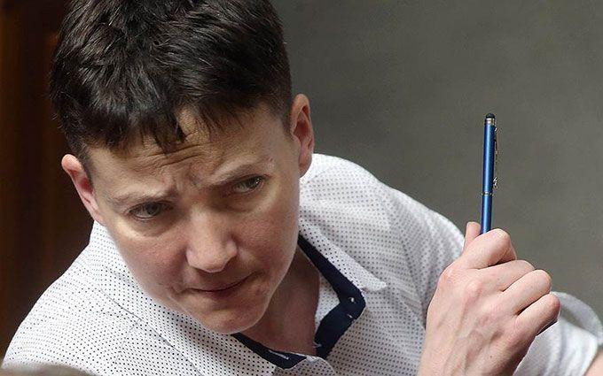 Списки Савченко могут аукнуться ей уголовным делом: появилось объяснение