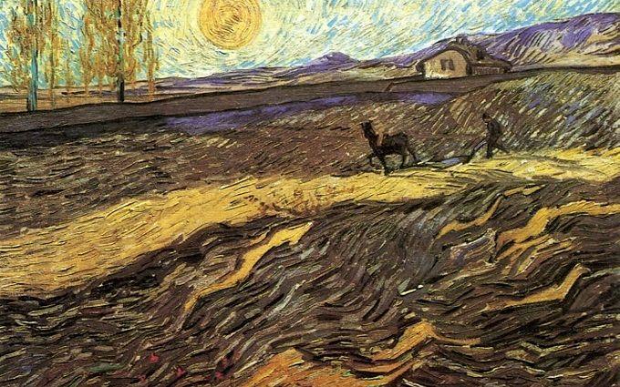 Известную картину Ван Гога стоимостью более $ 50 млн выставили на аукцион в Нью-Йорке