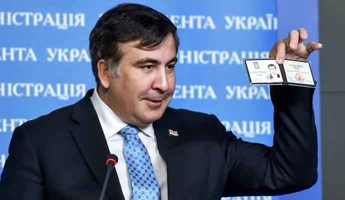 Мнение: Быстрое решение коррупционных вопросов в лице Саакашвили может дорого обойтись Украине
