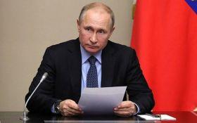 Путін скликав Раду безпеки через закон про реінтеграцію Донбасу
