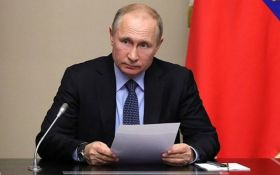 Путин созвал Совбез из-за закона о реинтеграции Донбасса
