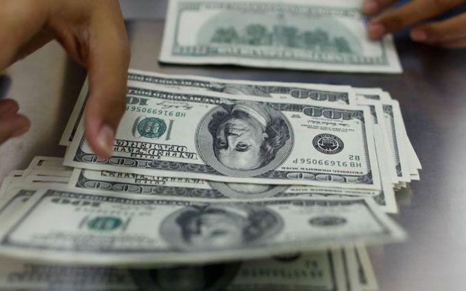 Курси валют в Україні на понеділок, 17 липня