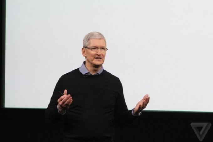 Кук сделал заявление о конфликте Apple против ФБР