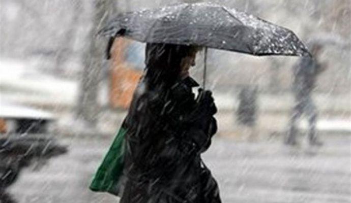 На 11 февраля в Украине объявлено штормовое предупреждение