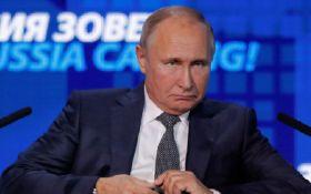 У Путіна зізналися, чому не хочуть вітати Зеленського з перемогою