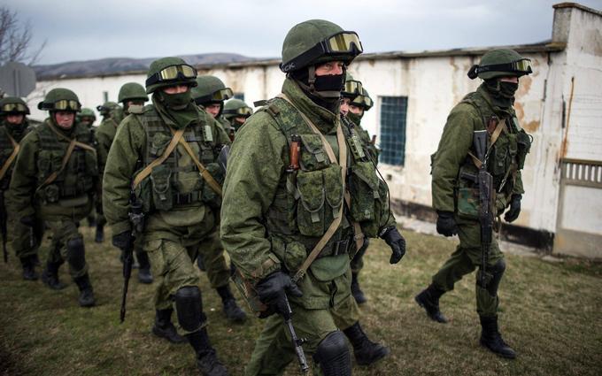 Военные России отказываются ехать в Сирию