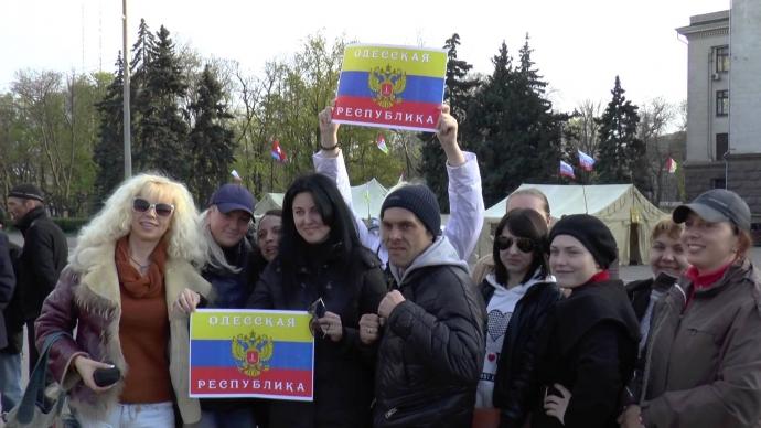 В Одессе хотят создать аналог ДНР-ЛНР - военный эксперт