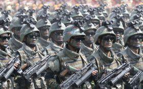 В КНДР прошли масштабные военные учения