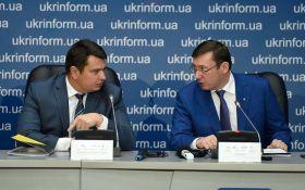 Луценко отрицает войну между ГПУ и НАБУ