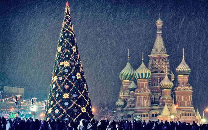 Праздники в российской столице: милиция защитит граждан блокировкой грузовиками