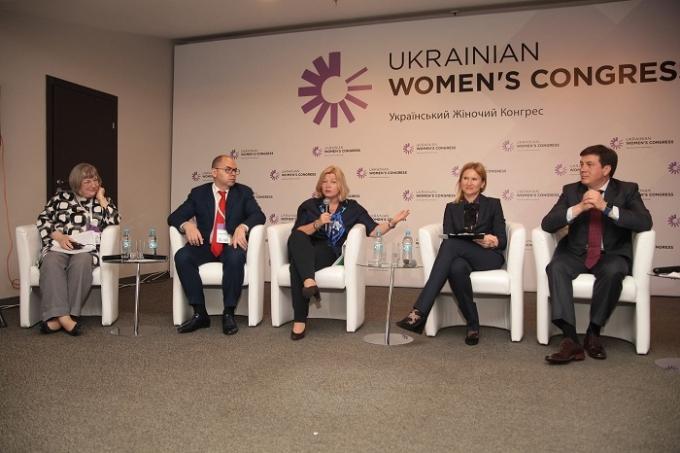В Одессе состоялся Первый региональный Украинский Женский Конгресс (1)