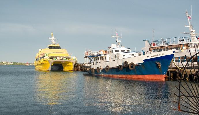СБУ запретила въезд в Украину экипажам кораблей, заходивших в оккупированный Крым
