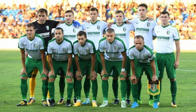 Александрия выиграла только 1 из последних 18-ти матчей в Премьер-лиге