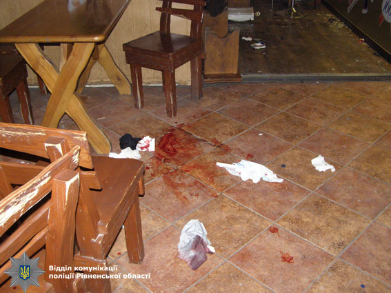 На Ровенщине прогремел взрыв в кафе, много пострадавших: появились фото (2)