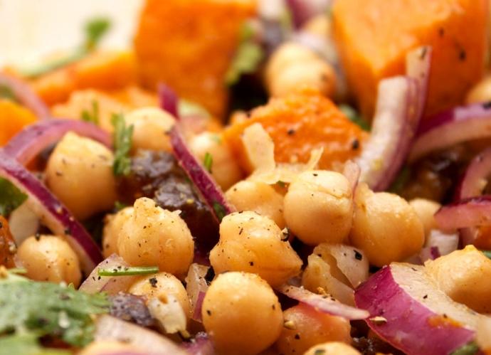 Кладезь витаминов: необычный весенний салат на праздничный стол (1)