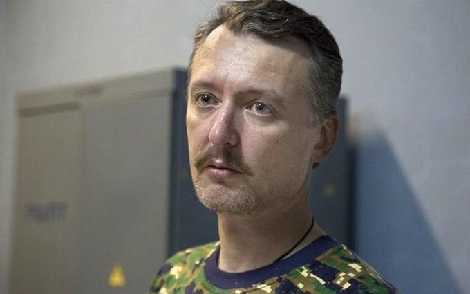 Бойовик Стрєлков жорстко пройшовся по Путіну і навіть сховав його портрет