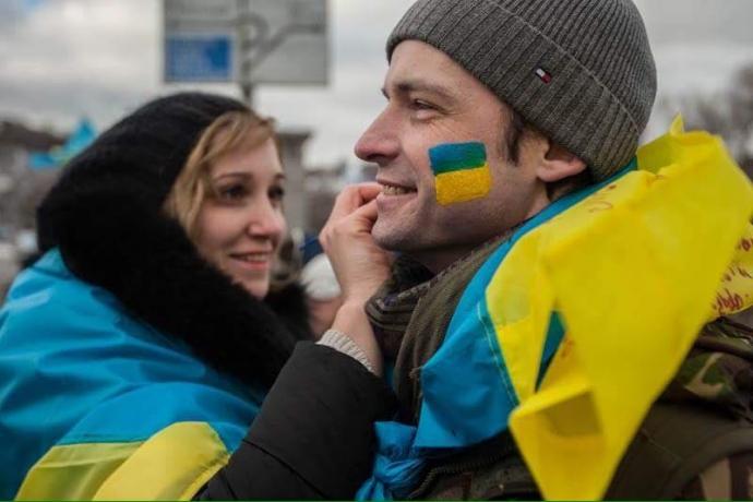 День соборности в Киеве: появились яркие фото (3)