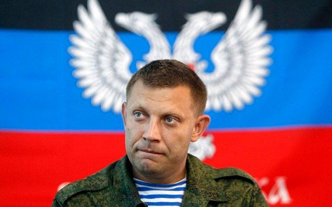 Главарь ДНР нашел кума в окружении Путина - СМИ