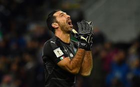 Окончание карьеры: Буффон попрощался со сборной Италии со слезами на глазах