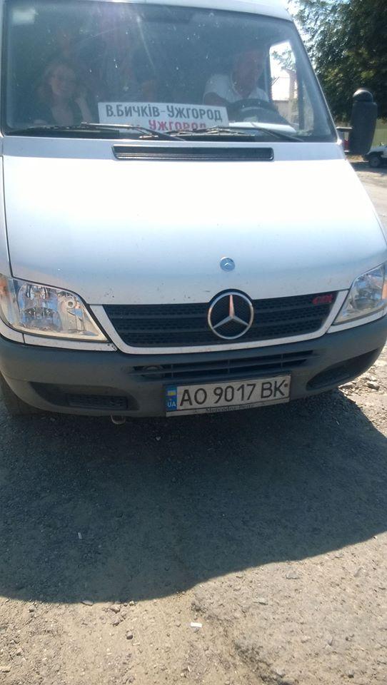 У мережі ажіотаж через водія, який відмовився везти бійця АТО: з'явилося фото (1)