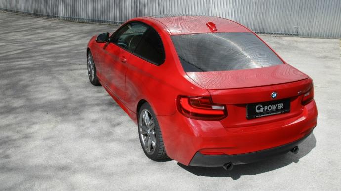 Специалисты G-Power представили 380-сильное купе BMW M235i (2)