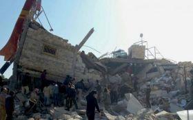 Российская авиация нанесла удар по больнице в Сирии, более десятка погибших