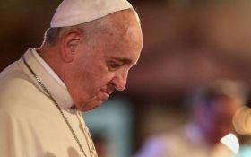 Папа Римський не забув про Україну у промові на Великдень: деталі