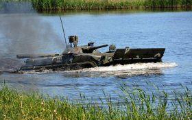 Подводные танки: Минобороны показало зрелищное видео тренировок ВСУ