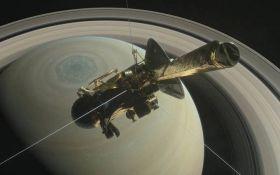 NASA опублікувала унікальні фото Сатурна, зроблені зондом Сassini
