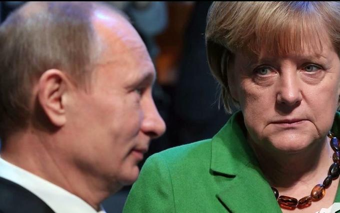 В сеть выложили видео о гибридной войне Путина против Меркель