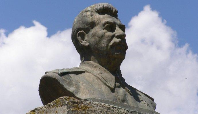 В Крыму хотят поставить памятник Сталину