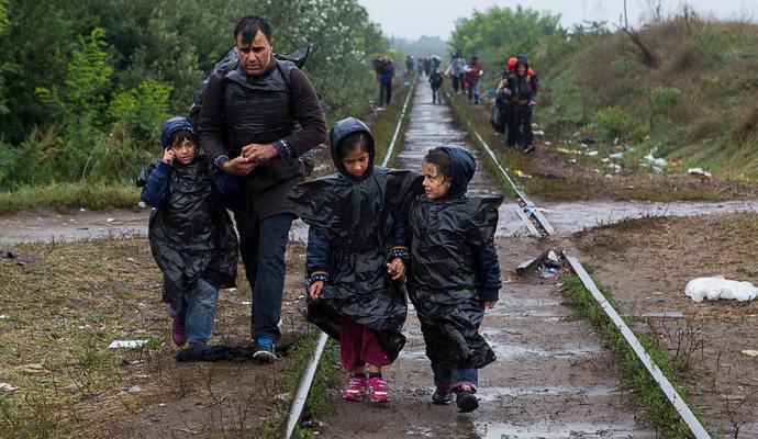 Турция примет сирийских мигрантов при первой необходимости - Давутоглу