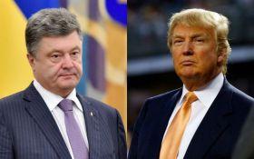 У Трампа і Порошенка в Україні знайшли схожість