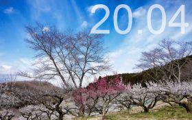 Прогноз погоди в Україні на 20 квітня