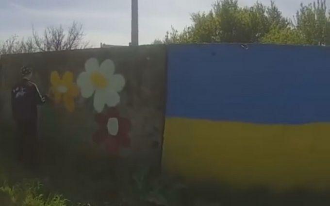 """Когда твой сосед против Украины: соцсети покорило """"воспитательное"""" видео"""