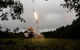 Росія влаштувала ракетну стрілянину з Іскандерів - що відбувається
