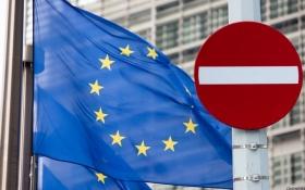 Стало відомо рішення Євросоюзу щодо санкцій проти Росії