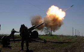 Бойовики продовжують наступ на Донбасі: серед бійців АТО є поранені