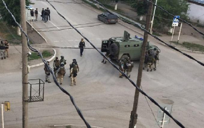 У Казахстані розгорілася перестрілка з бойовиками: опубліковані фото