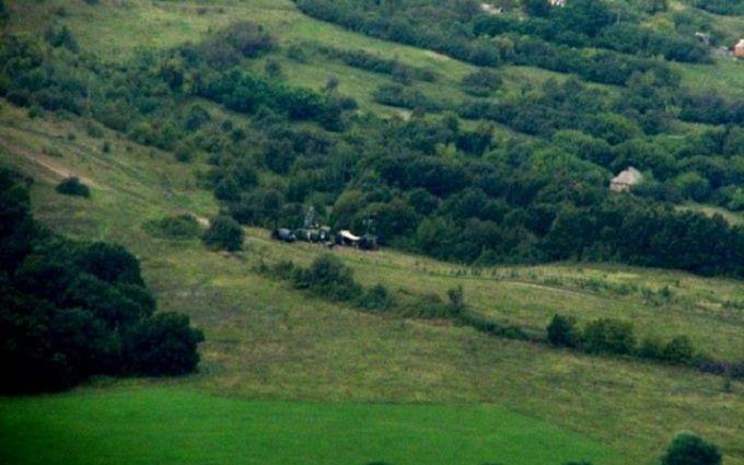 Військову техніку Росії засікли на кордоні з Харківщиною: опубліковані фото