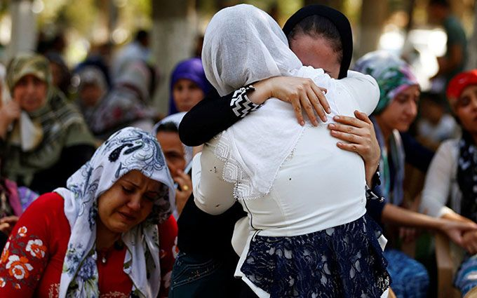 Теракт на весіллі в Туреччині: з'явилися шокуючі дані про смертника