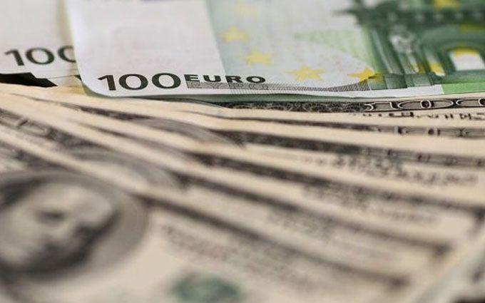 Курсы валют в Украине на среду, 14 февраля