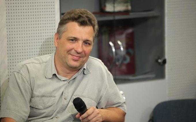 """СБУ затримала блогера-любителя """"Новоросії"""""""
