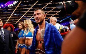 """""""Це бій моєї мрії"""": відомий американський боксер кинув виклик Ломаченко"""