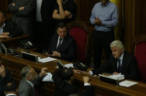 Партия Литвина отказалась участвовать в выборах в Раду